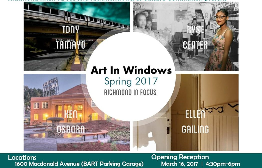 New Exhibition Continues Initiative to Build Community, Support the Arts, Engage Space in Downtown Richmond