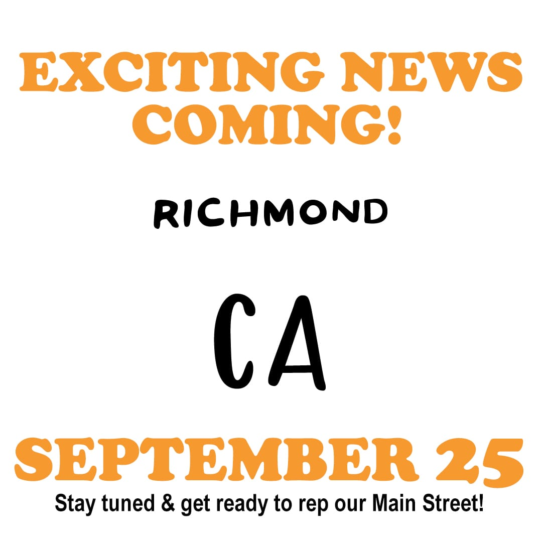 Exciting news coming September 25!