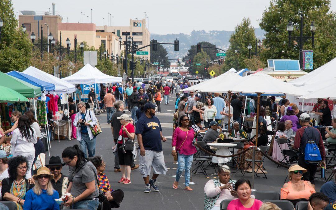Richmond Main Street Receives 2018 National Main Street Accreditation, Celebrates by Hosting Popular Summer Event Series