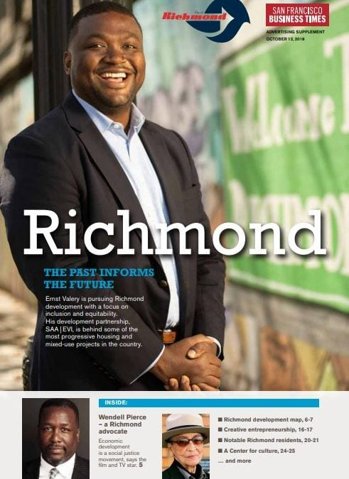 Downtown Richmond Front & Center in SF Business Times