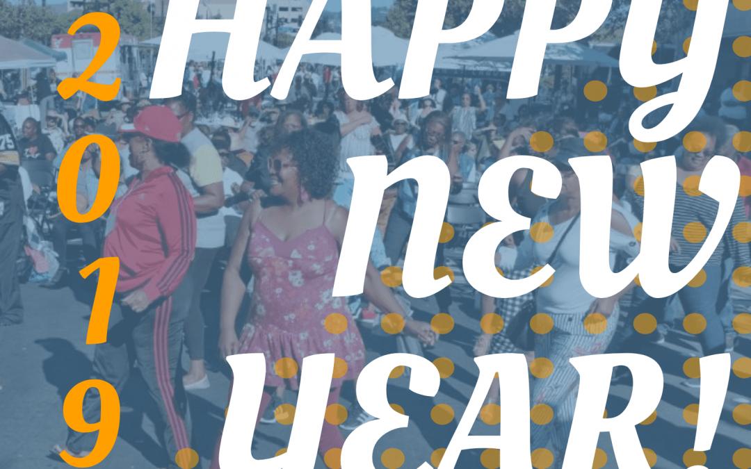 2019: New Year, New Adventures