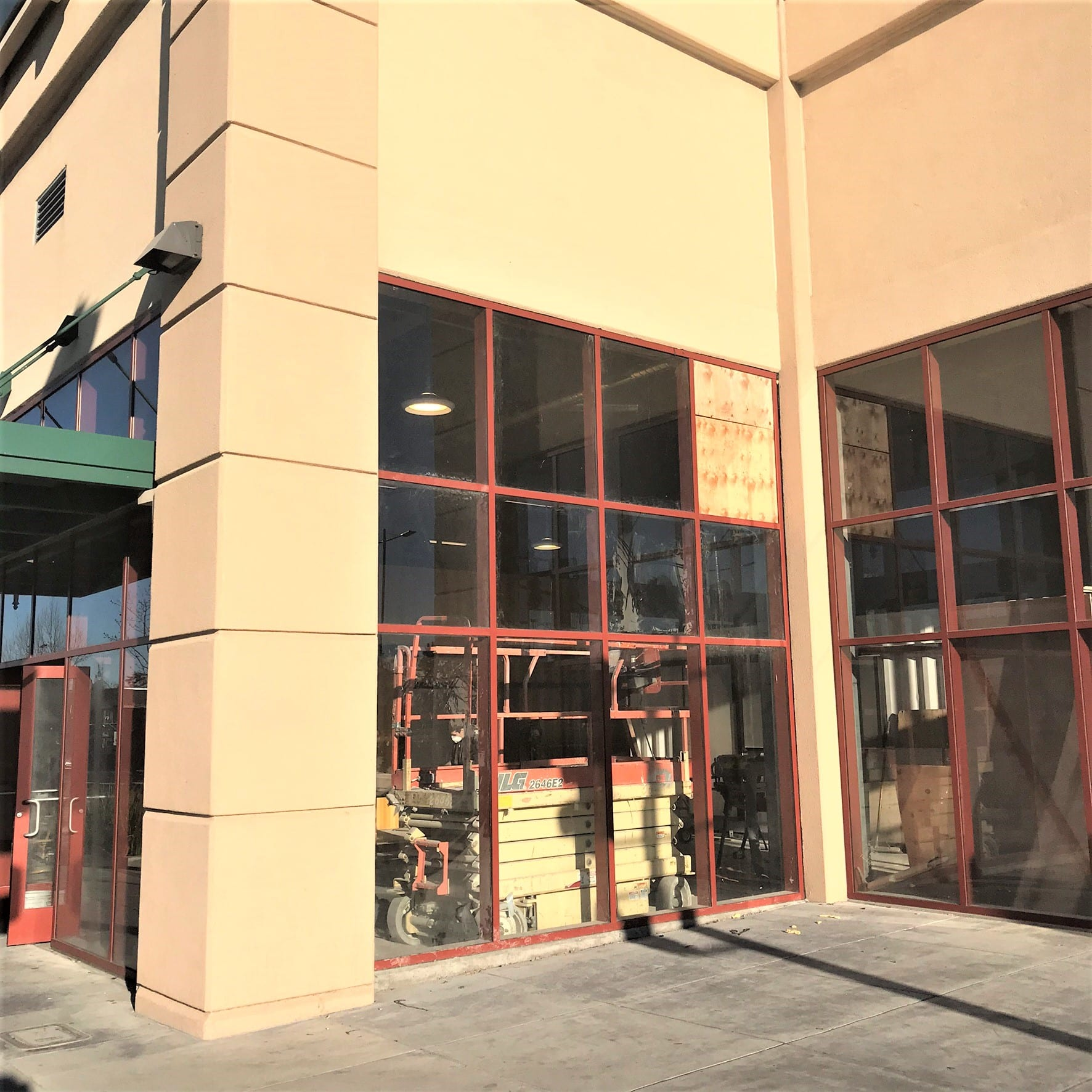 Richmond Business Hub Update: Food Hall Closer to Completion