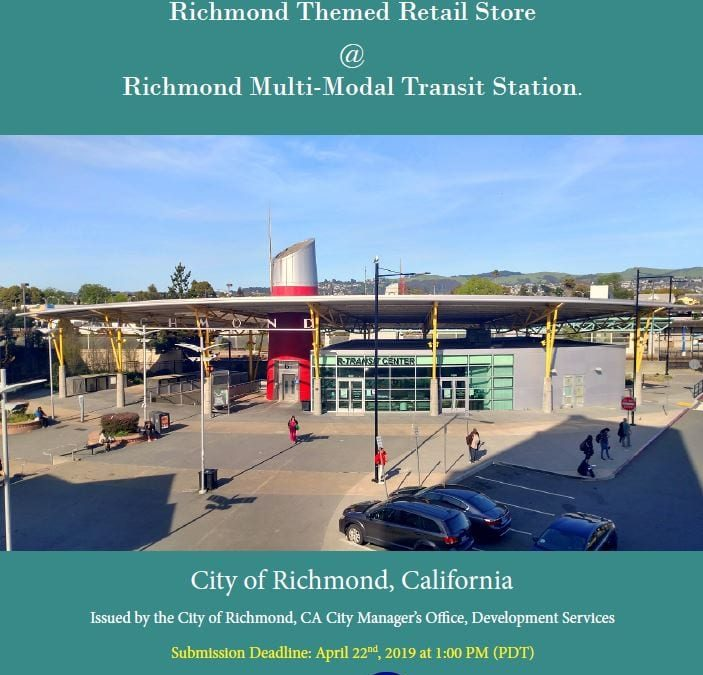 Exciting Business Opportunity: Richmond Themed Retail Store RFQ/P
