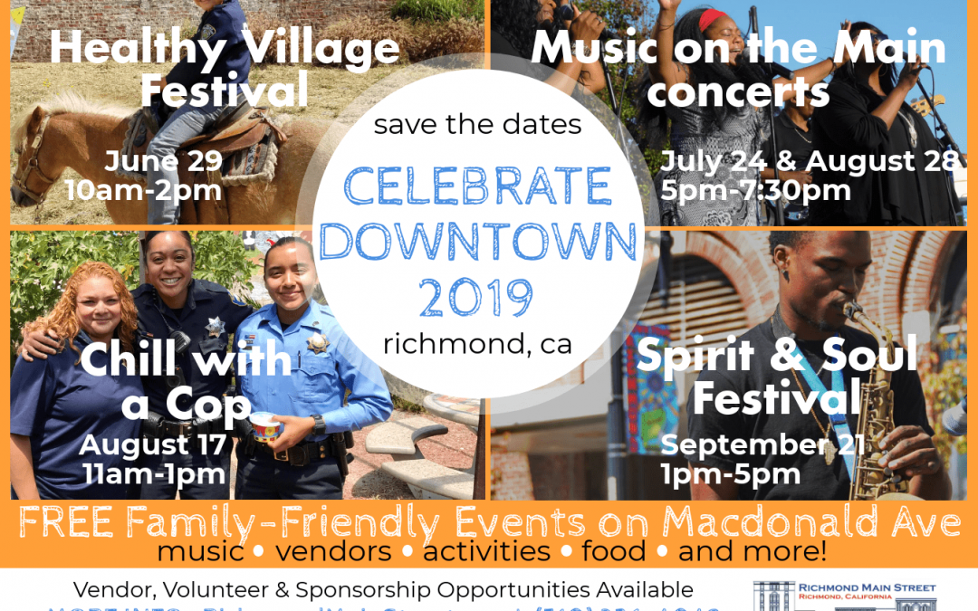 4 Ways to Celebrate Downtown this Summer