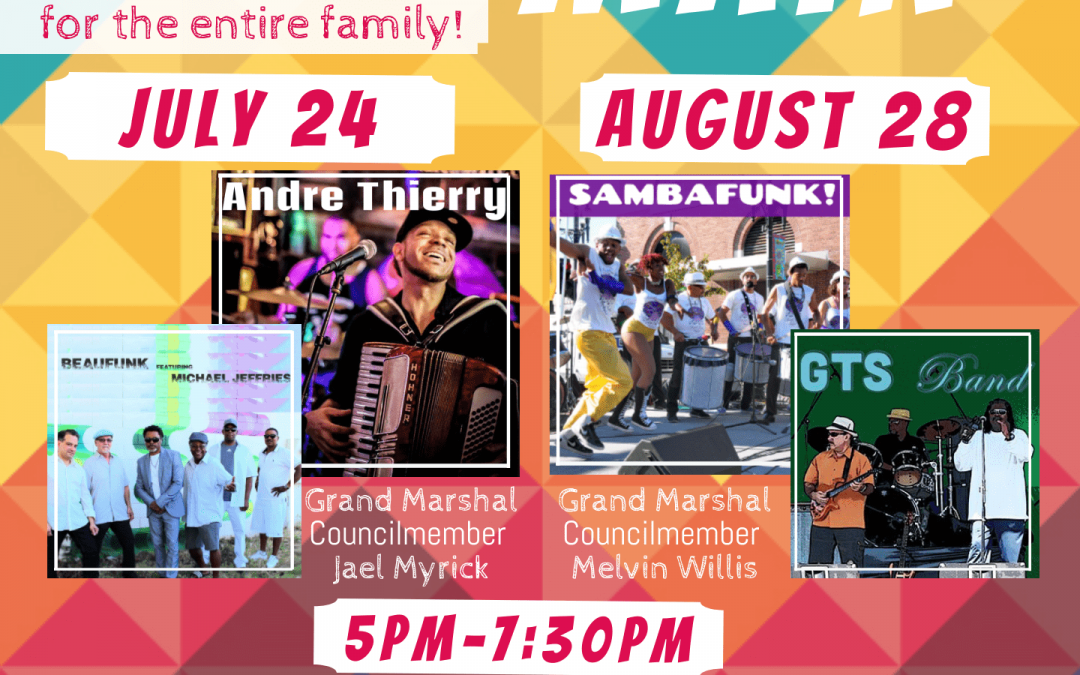 """Media Alert: Richmond Main Street Continues Celebrate Downtown & Kicks Off a """"Salute to Soul 2.0"""" with 18th annual Music on the Main Summer Concerts"""