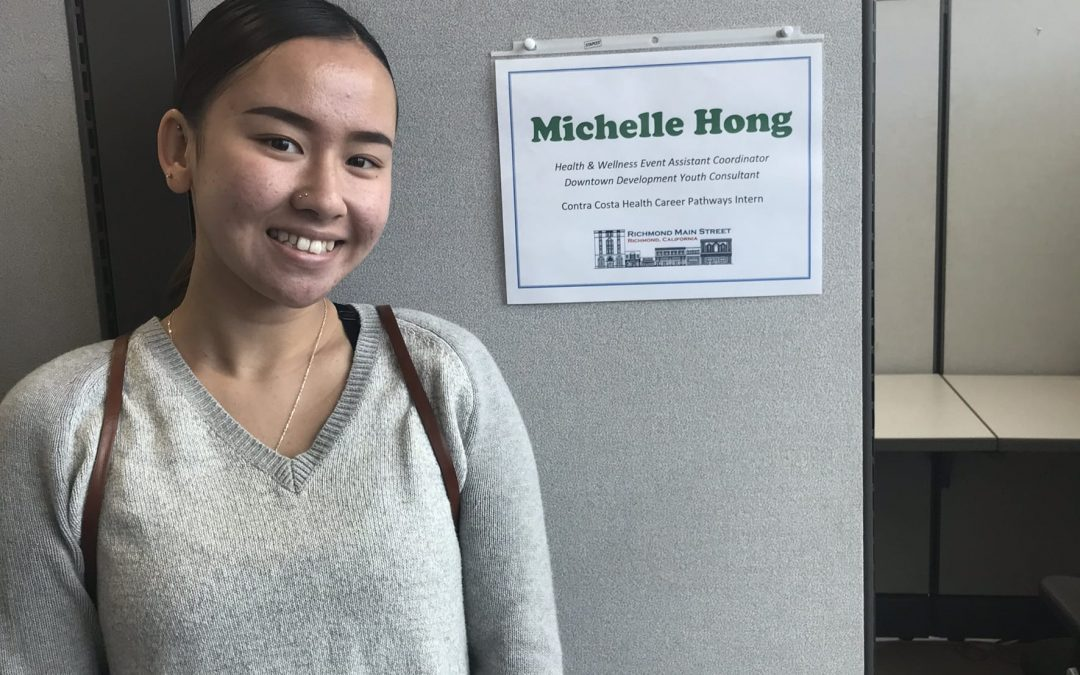 Back to School Reflections: Michelle Hong, Youth Intern Summer 2019