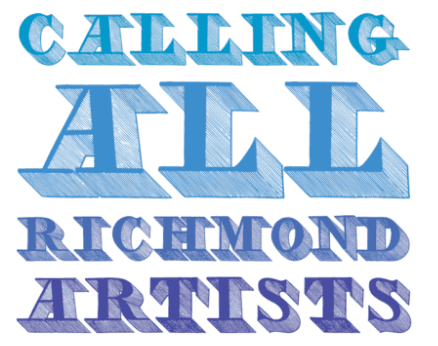 CALL FOR ARTISTS: Right Here, Right Now, Richmond
