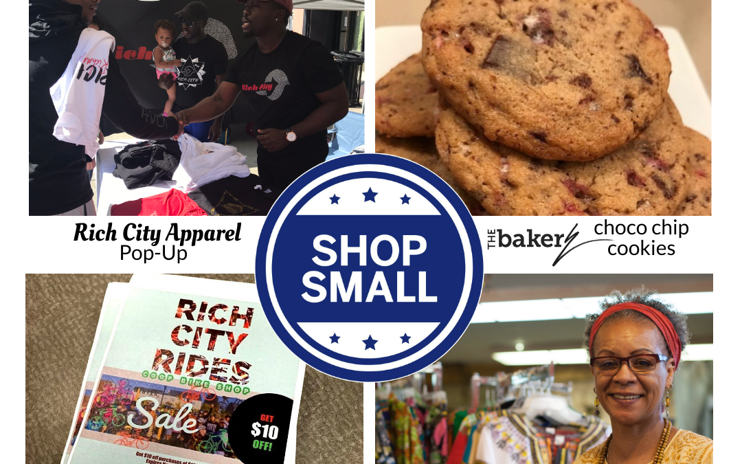 Join us for Small Business Saturday on November 30