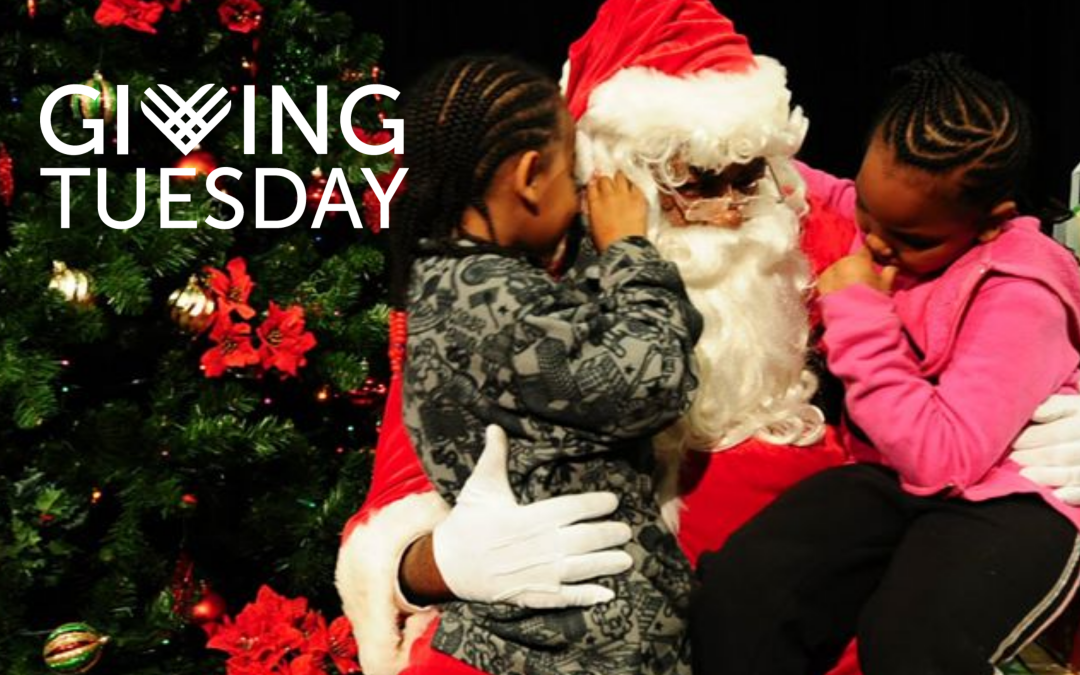 Giving Tuesday 2019: Give the Gift of Joy!