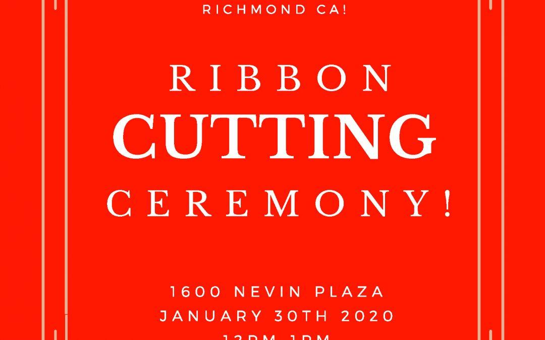 Media Alert: Rich City Apparel Ribbon Cutting Ceremony