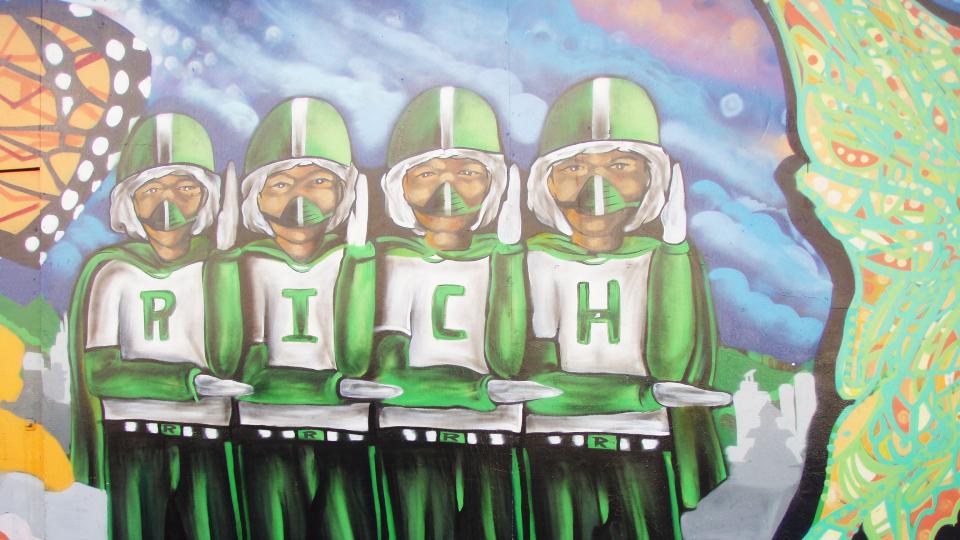 Rich Mural