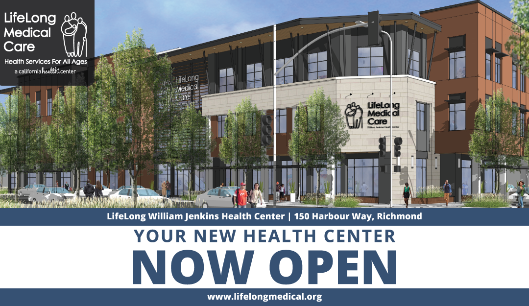 Your New Health Center is Now Open!