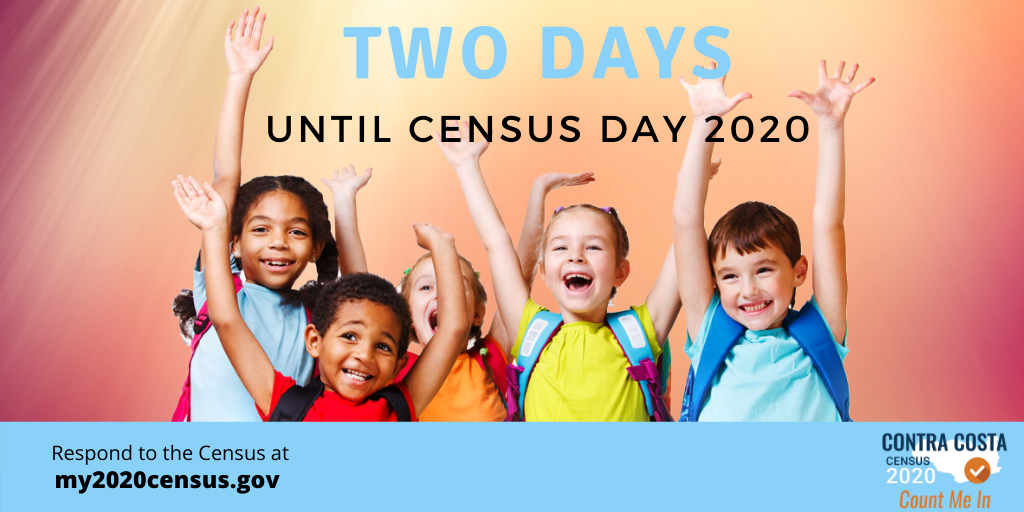 Monday Motivation: Census Day is Almost Here!
