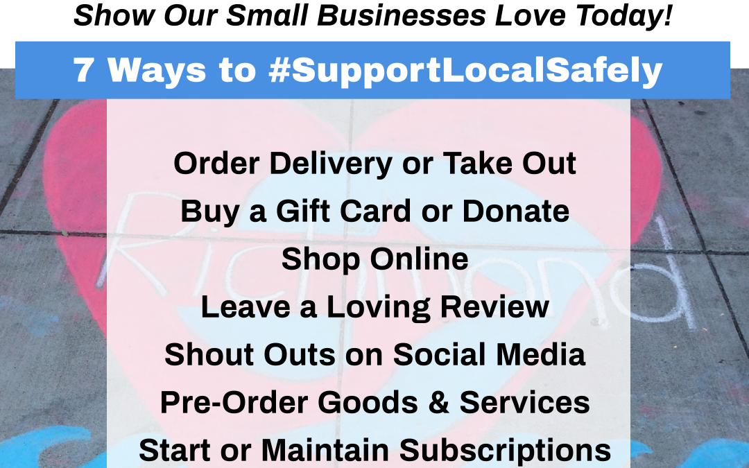 Many Downtown Businesses Are Open! #SupportLocalSafely