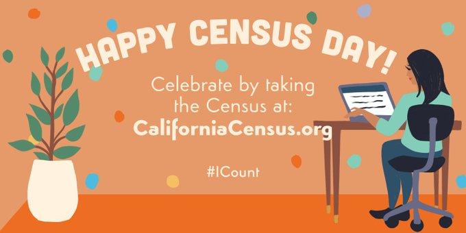 Happy Census Day!