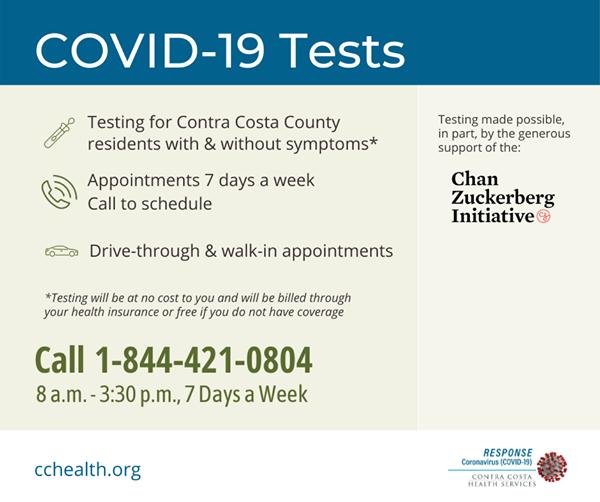 CCCHealth COVID19 Testing
