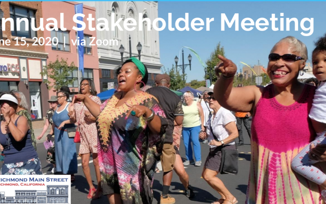 Now Streaming: Annual Stakeholder Meeting