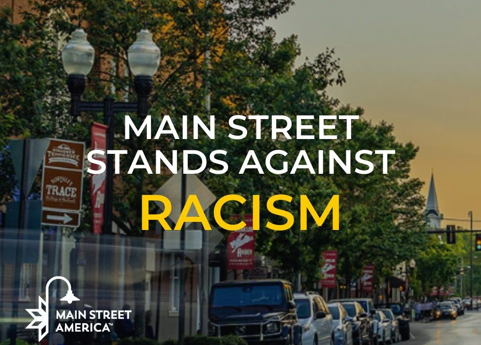 Main Street News: We Stand