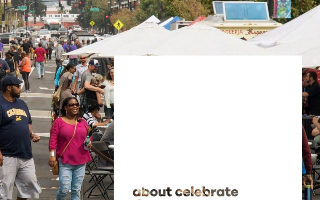 Main Street News: About Celebrate Downtown 2020