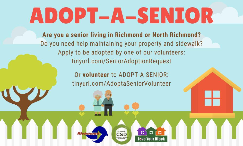 Adopt-a-Senior in Richmond