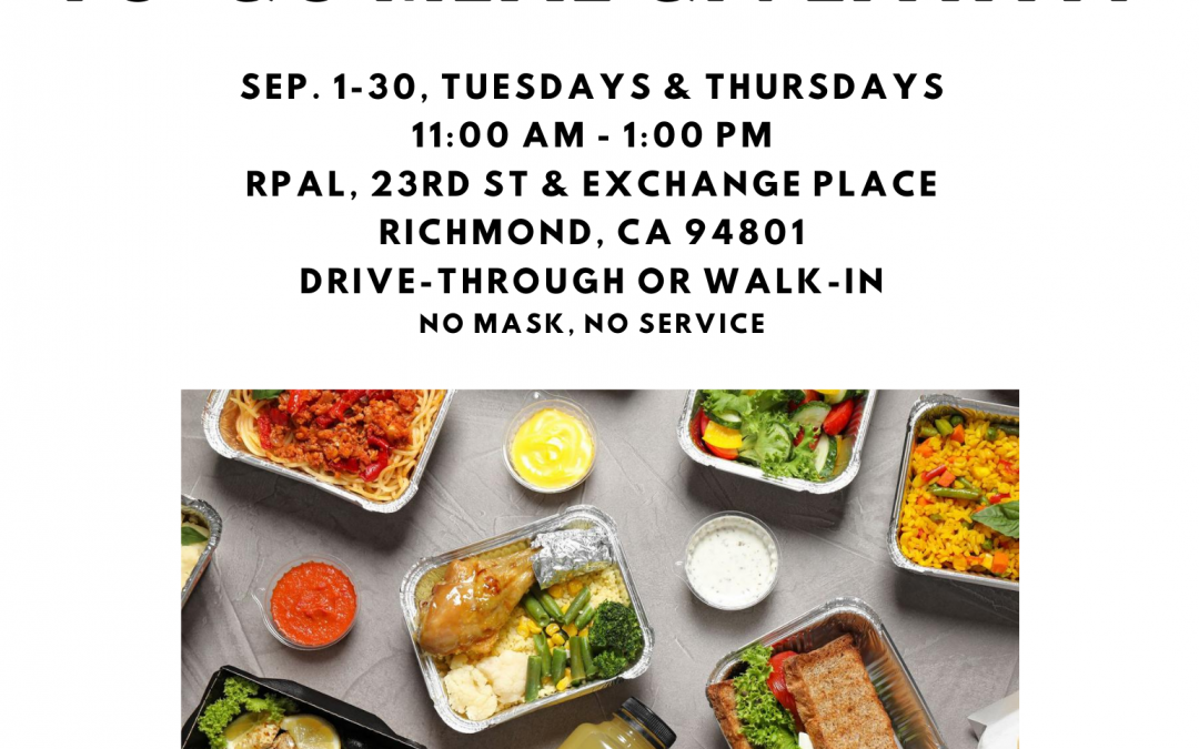 Iron Triangle To-Go Meal Giveaway September 2020