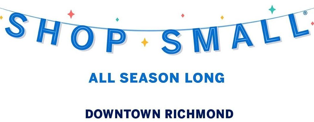Shop Downtown Safely this Small Business Saturday – November 28