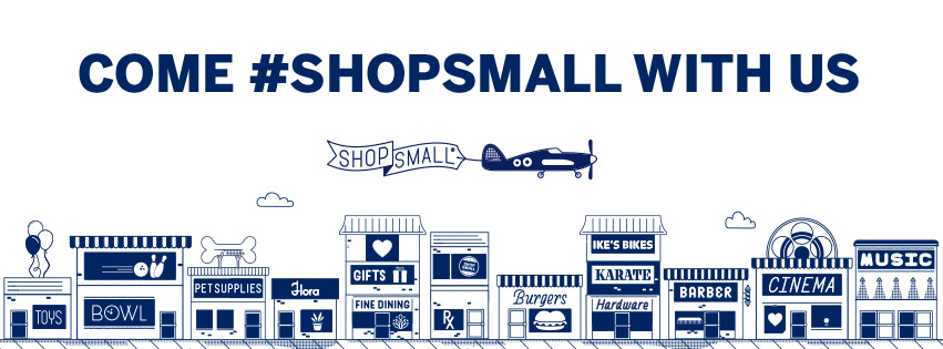 Main Street News: Get Ready for Small Business Saturday