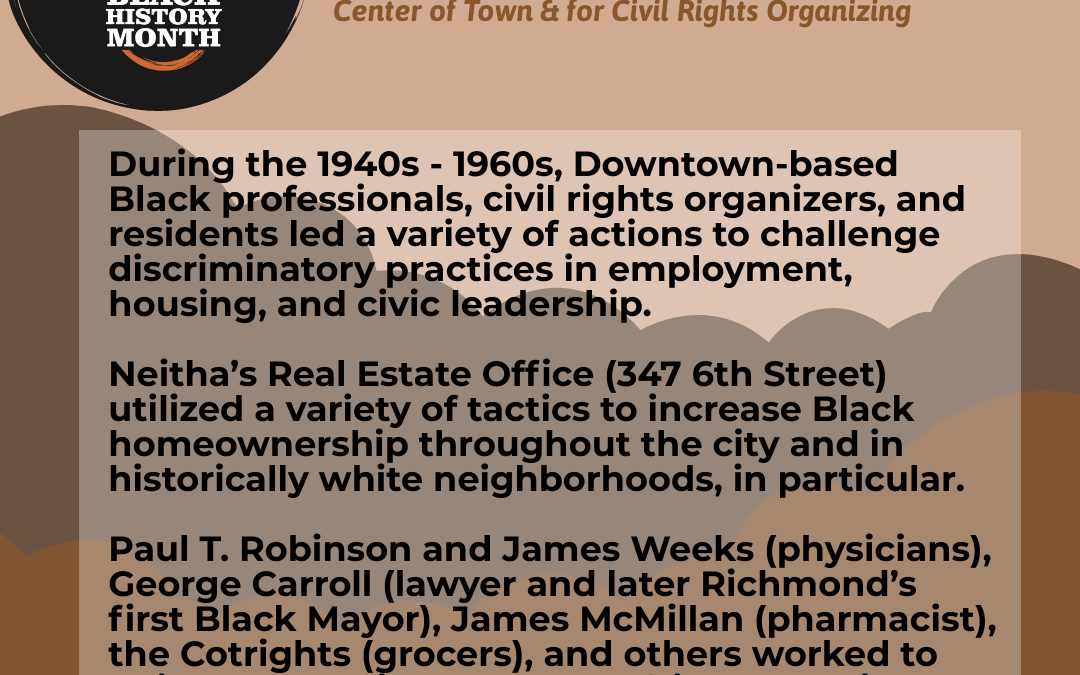 Community in Action: Center of Town & for Civil Rights  Organizing