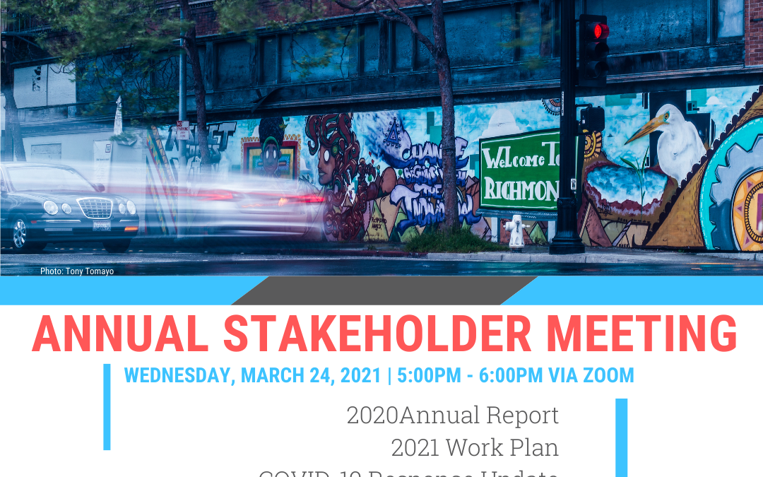Tune in for our Annual Stakeholder Meeting