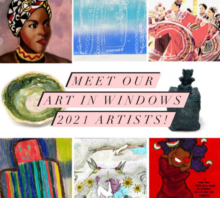 Art In Windows 2021 Artists Announced