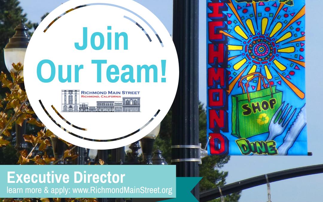 Richmond Main Street Announces Executive Director Search
