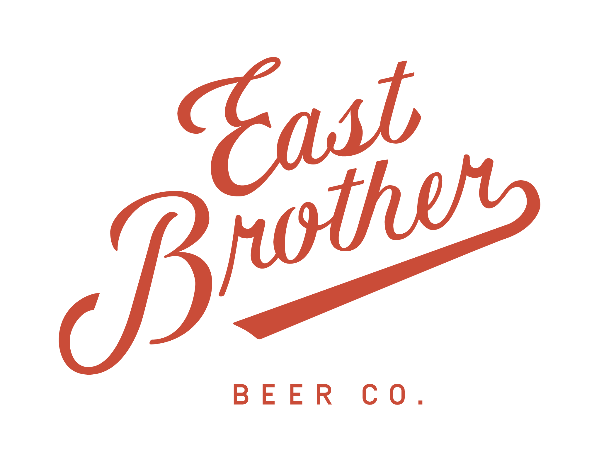 East Brother Beer Co. Logo